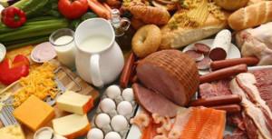 Белковые продукты питания для похудения