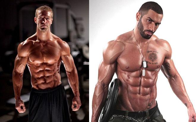 Упражнения в тренажерном зале для начинающих мужчин