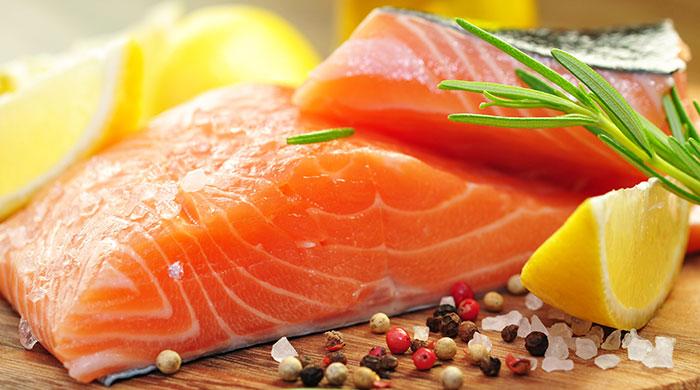 Рыба богатая белком