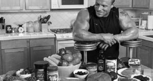 Питание до и после тренировки на массу