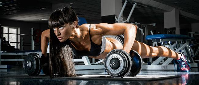 Упражнения в тренажерном зале для начинающих девушек