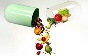 содержание витаминов и минералов