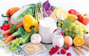 Продукты, в которых мало калорий