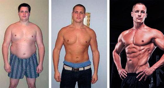 Джастин Роббинс прогресс в тренировках фото