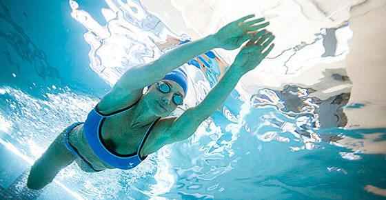 Плавание для сжигания жира фото