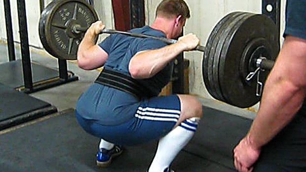 Squat-Depth