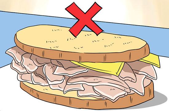 убрать подкожный жир питанием