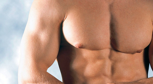как убрать грудной жир у мужчин упражнения