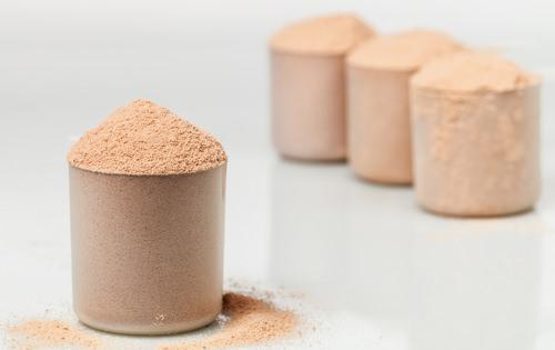 Шоколадный сывороточный протеин