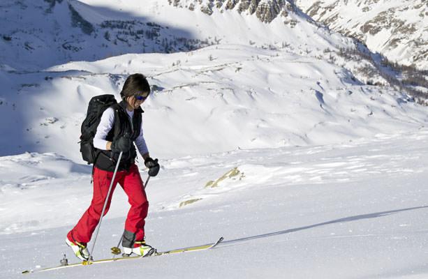 Лыжный кросс