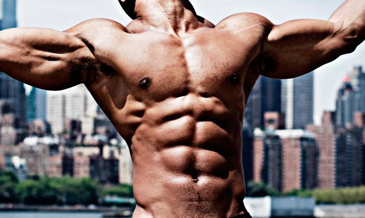 как быстро убрать жир на животе