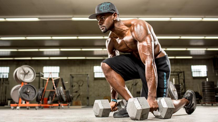 Набор мышечной массы на кето диете