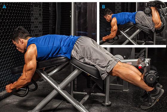 Комплекс упражнений на ноги