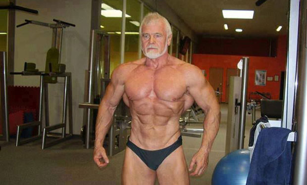 Тренировки с железом после 50 лет