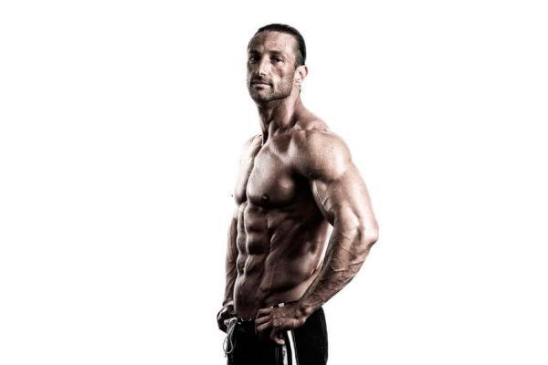 Как накачать мышцы после 40 лет