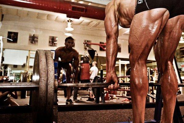 Тренировка мышц задней поверхности бедра