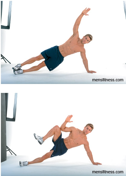 как похудеть выполняя упражнения