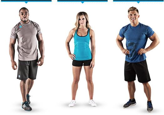 Спортивная одежда для тренировки в зале