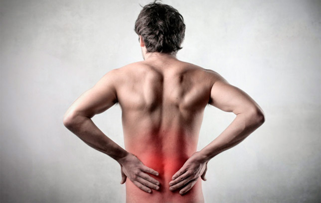 Тянущие боли в низу спины