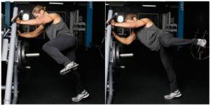 Комплекс упражнений с гирей в домашних условиях для сжигание жира и укрепление мышц