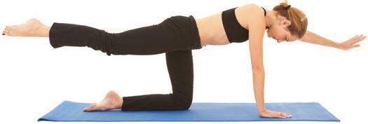 Лучшие упражнения для похудения рук в домашних условиях
