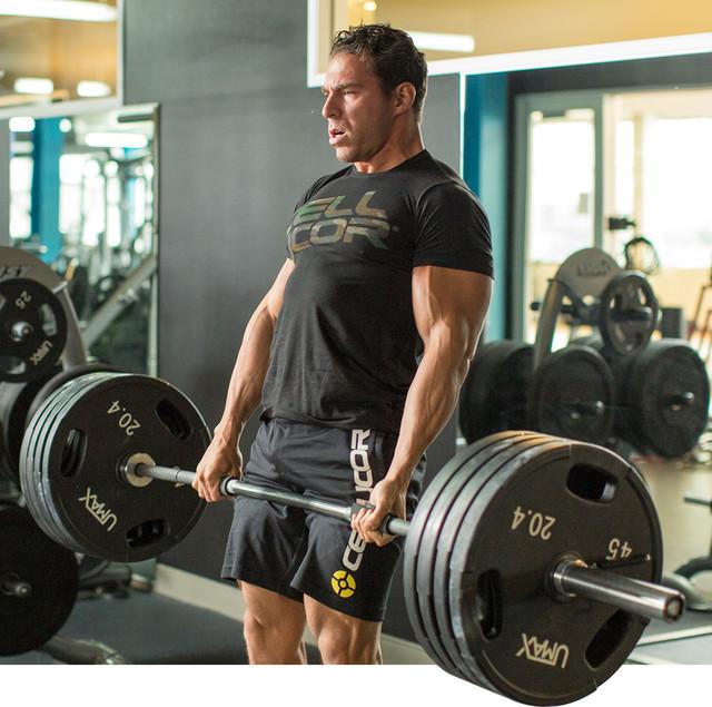 Тренировка мышц корпуса