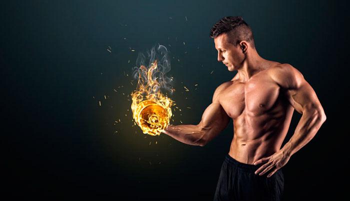 Сжигание жира в организме