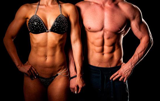 Сушка мышц сколько килокалорий употреблять