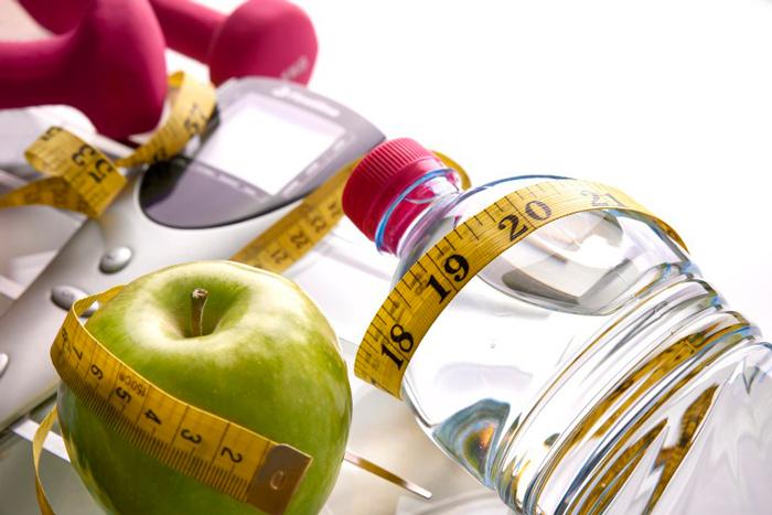 Вода и снижение веса