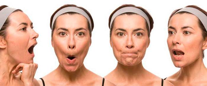Как похудеть в лице и щеках быстро девушке*что делать, чтобы.