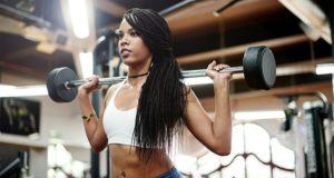 Силовая тренировка для снижения веса