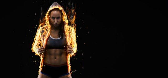 Интенсивные тренировки для жиросжигания