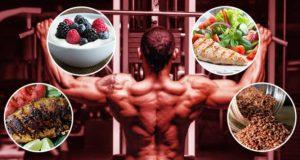 Что нужно кушать перед сном для набора мышечной массы