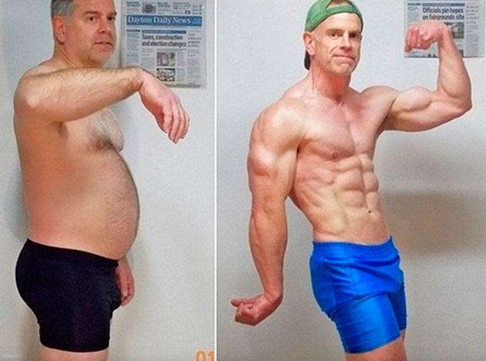 как похудеть с помощью целлофана