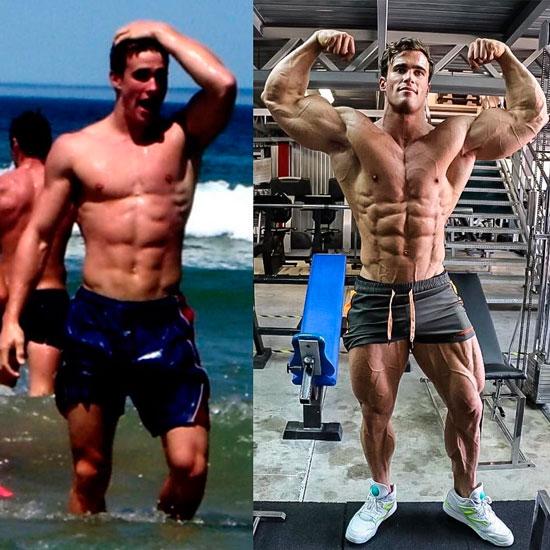 Форма до и после