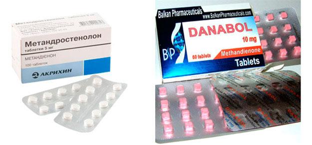 Дозы метандиенон туринабол цена