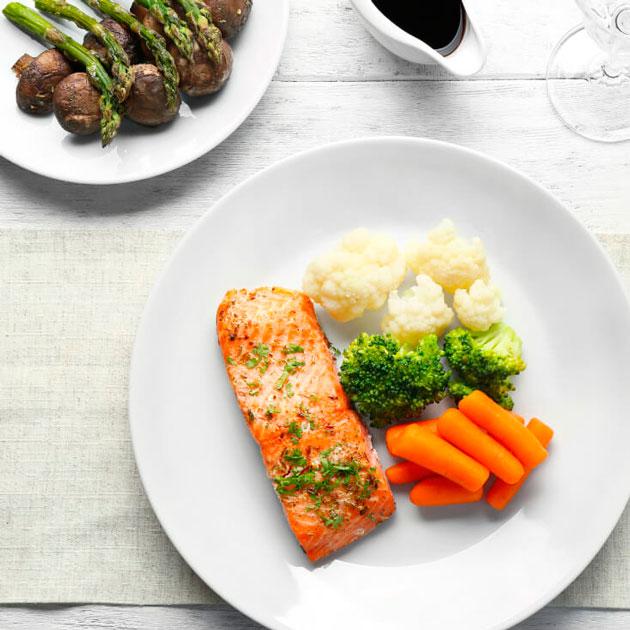 Как похудеть рецепты блюб снизким содержанием жира