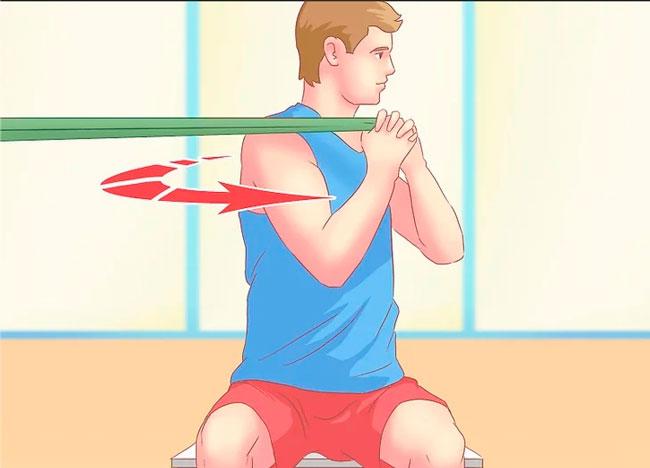 Повороты корпуса с резиной