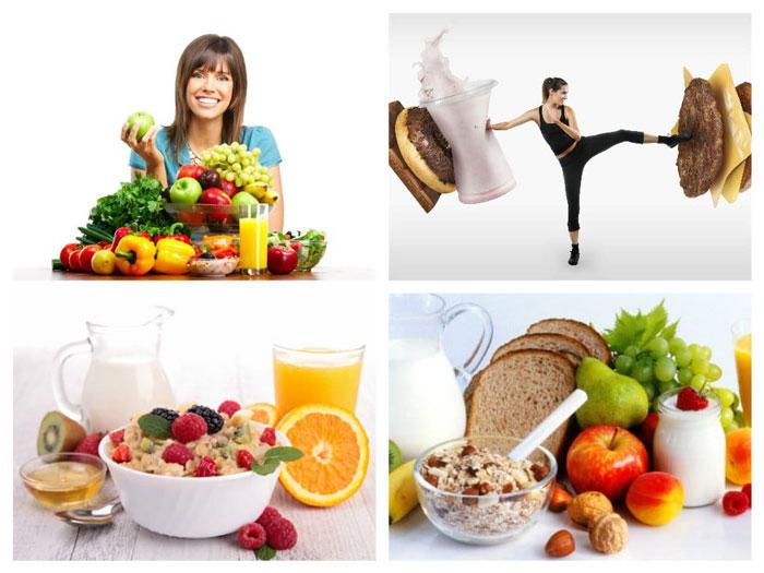 Программа питания похудения для женщин