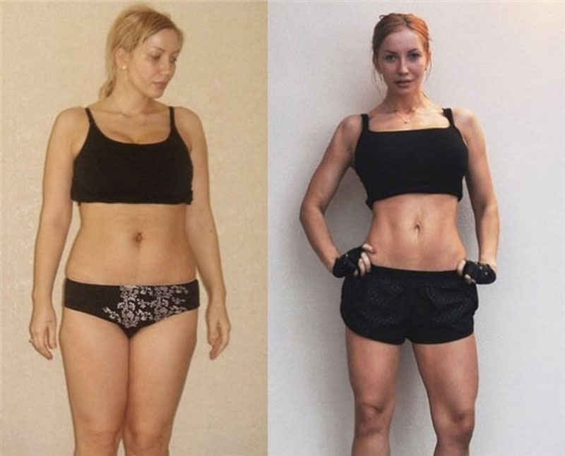 Правильное питание при похудение