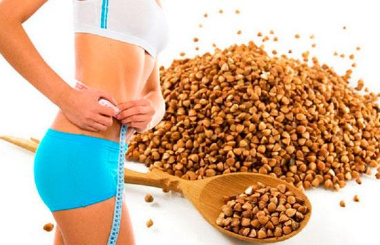 Питание при гречневой диете