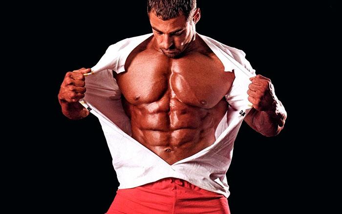 Как накачать грудные мышцы правильно