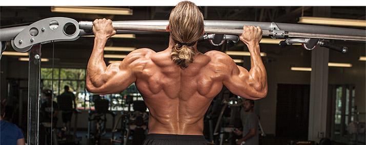 Эффективные упражнения на спину в тренажерном thumbnail