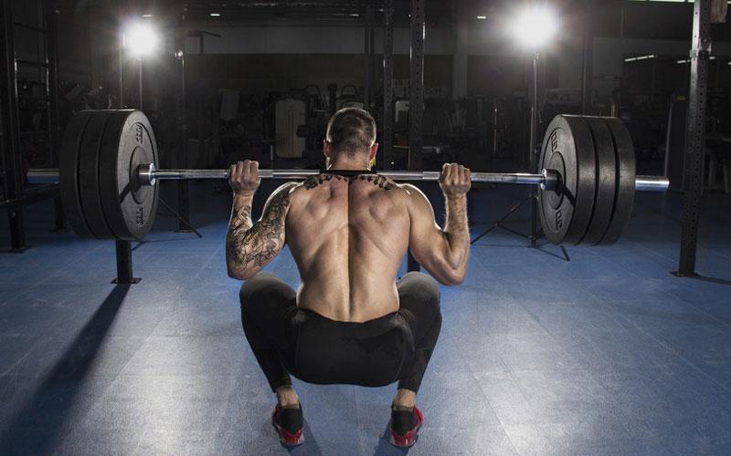 Тренировка с дополнительным весом