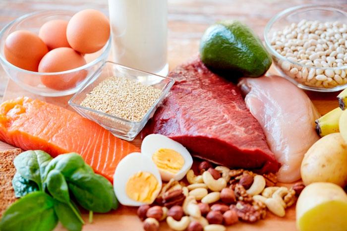 Виды источников протеина