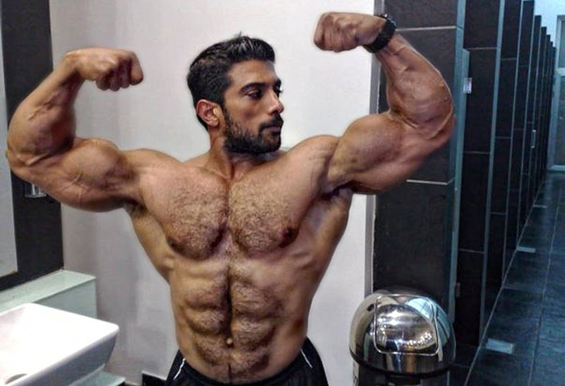 Набор мышечной массы с тренировками 3 раза в неделю