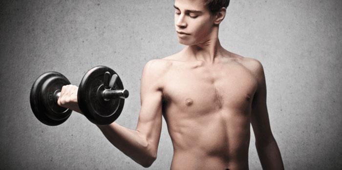 Программа тренировок для эктоморфа для набора мышечной массы в домашних условиях