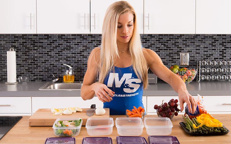 Подбор продуктов для диеты на массу