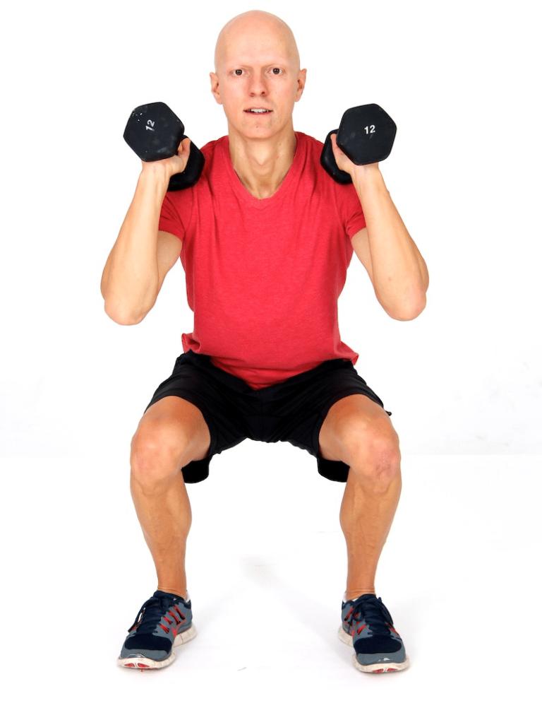 какие упражнения используются для похудения