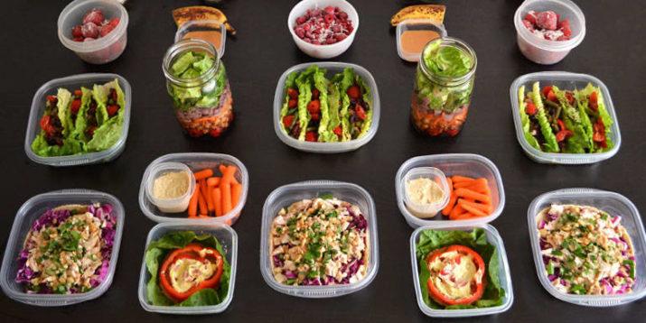 Меню на 1200 калорий в день: меню правильного питания на неделю и день